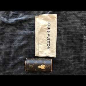 Louis Vuitton 100ml perfume travel case SOLD OUT